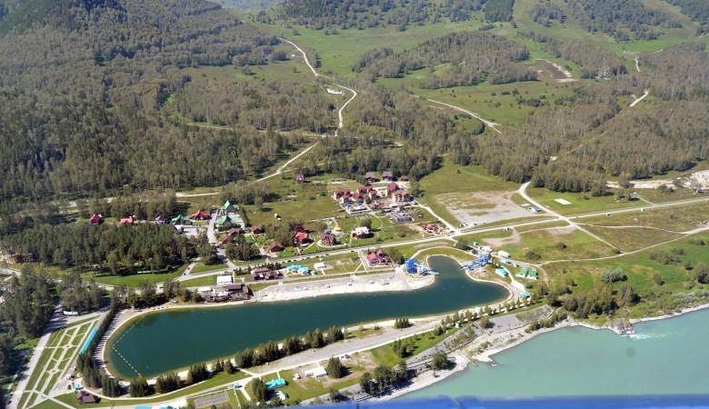 Путин осмотрел курортный комплекс в алтайской Белокурихе