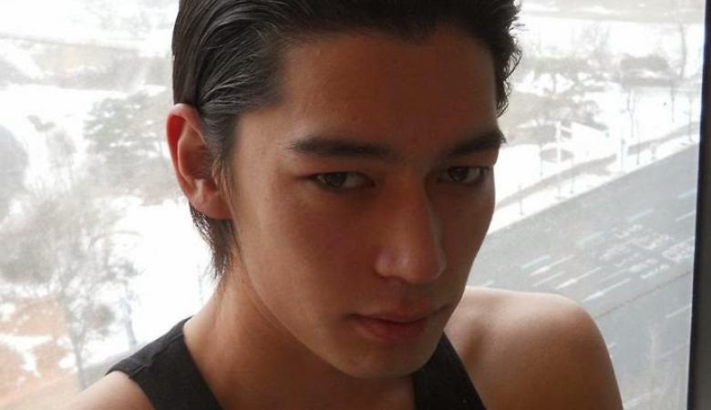 Самый красивый монгольский парень погиб в ДТП
