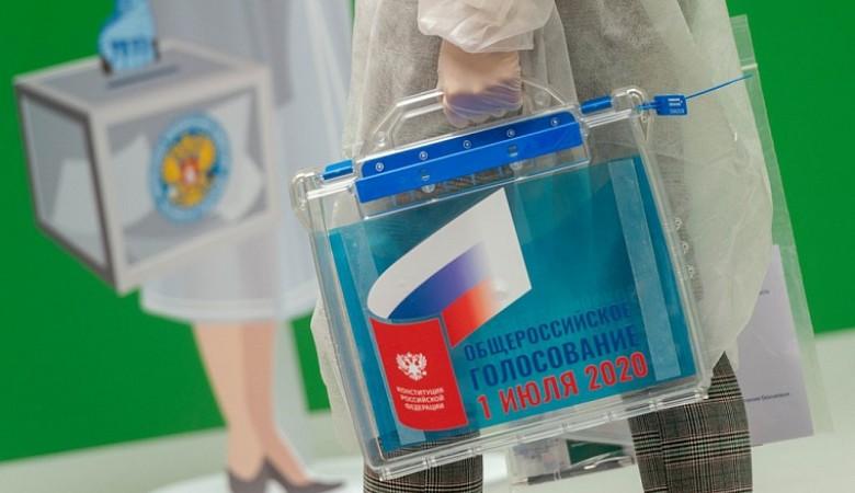 Песков уверен в безопасности проведения голосования по Конституции
