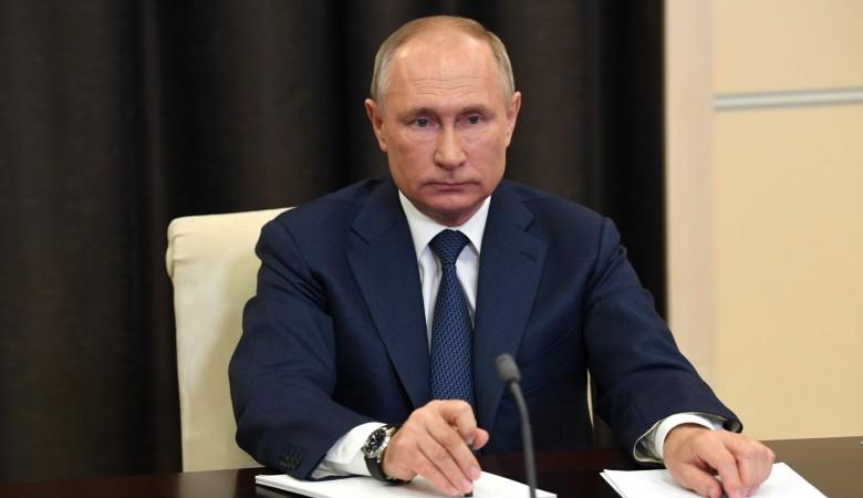 Путин сообщил о необходимости цифровой трансформации России