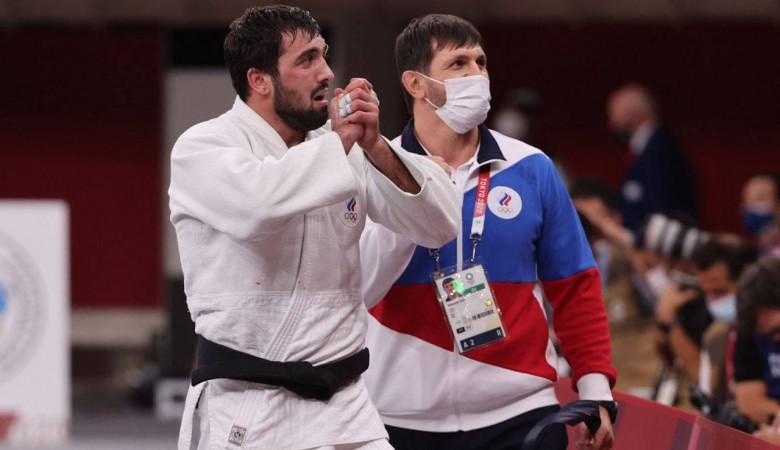 Российский дзюдоист Нияз Ильясов завоевал бронзу Олимпиады