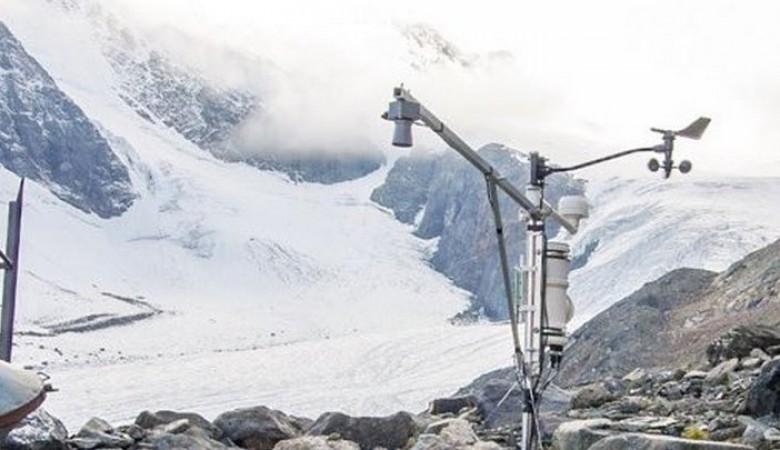 Ледник Левый Актру на Алтае может полностью растаять