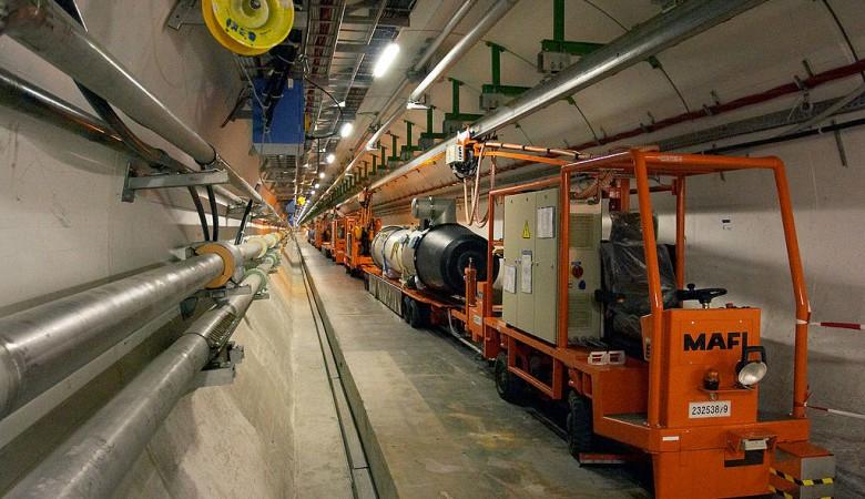 Разработку проекта коллайдера в Новосибирске завершат до конца 2019 года