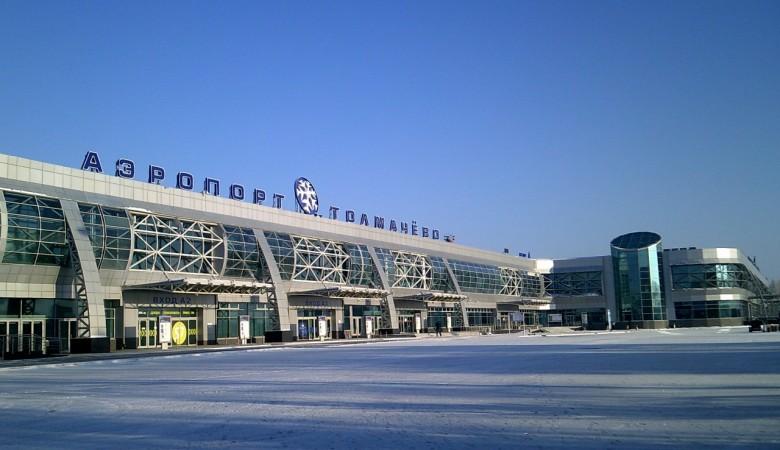 Экстренную посадку совершил грузовой самолет Boeing 747 в аэропорту Новосибирска