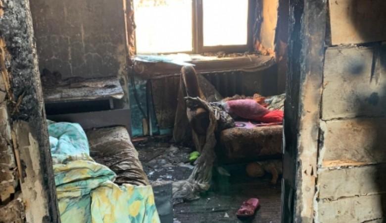Житель Хакассии обвиняется в поджоге и смерти шестилетней падчерицы