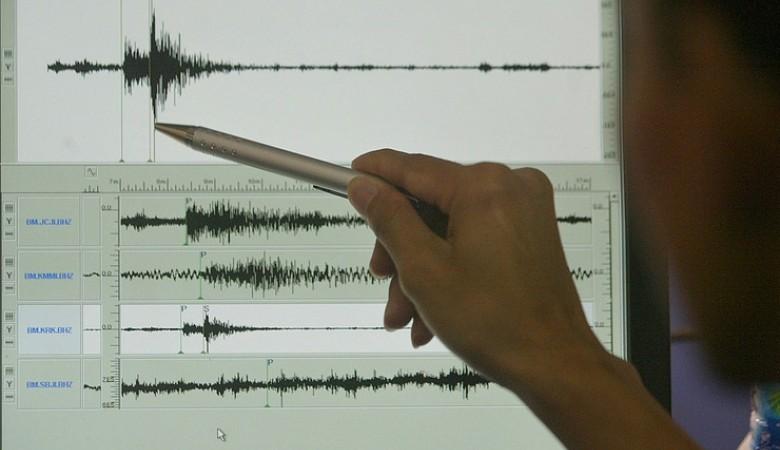 Землетрясение магнитудой 3,2 произошло на Алтае