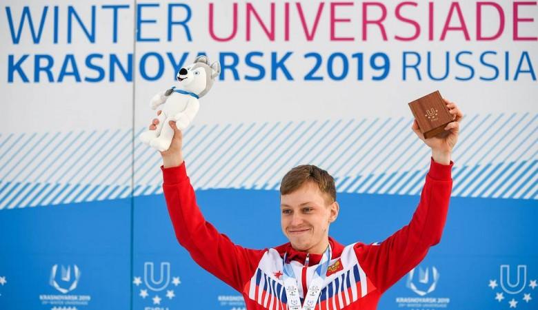 Победители Универсиады-2019 получат премии по 200 тыс. рублей