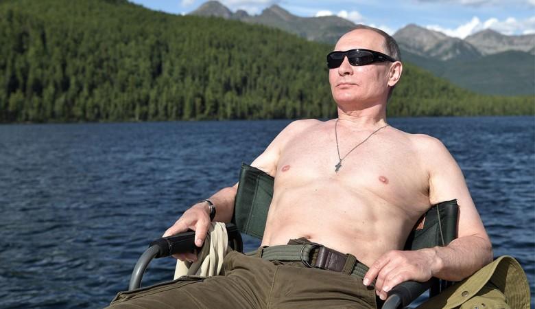 Путин в ближайшие месяцы не собирается отдыхать в Туве