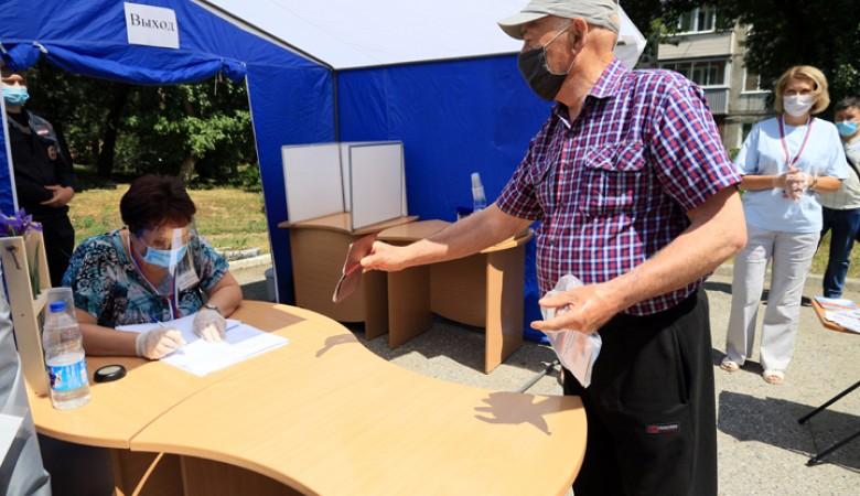На Алтае более 200 участков оснастили комплексами обработки избирательных бюллетеней