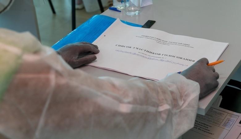 Омская область обогнала регионы РФ по голосам против поправок в Конституцию