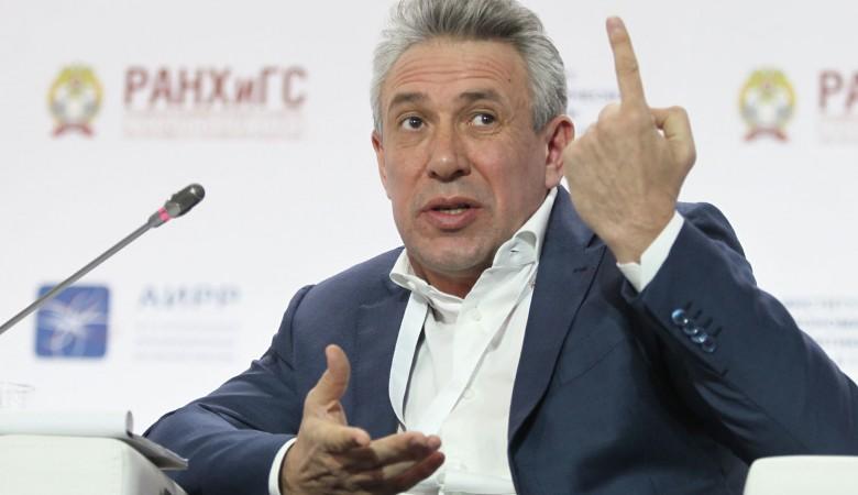 Сергей Горьков возглавил Росгеологию