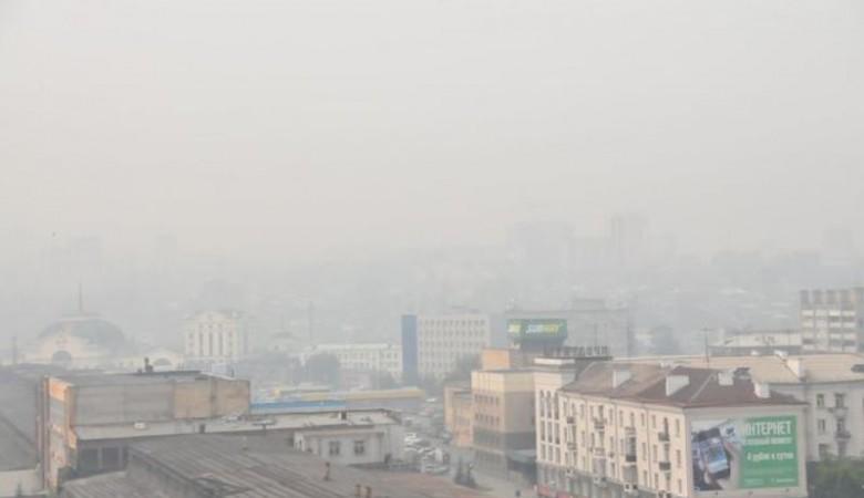 Красноярцы требуют от губернатора и мэра улучшения экологии города