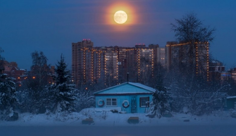 Три фотографии иркутян стали фаворитами конкурса «National Geographic Россия»