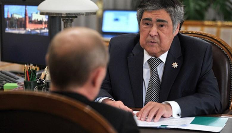 Администрация Кузбасса заявила, что Тулееву докладывают о состоянии дел