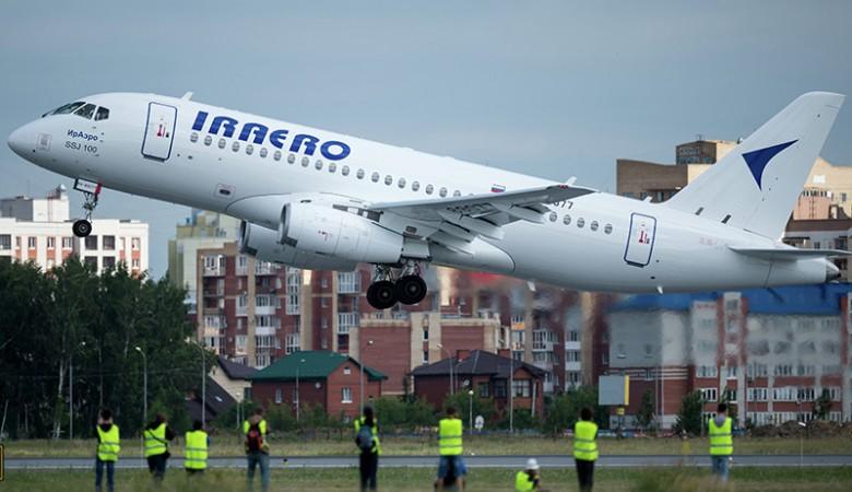 Пилот перепутал полосы в аэропорту Улан-Удэ и сел на ту, что ремонтируется