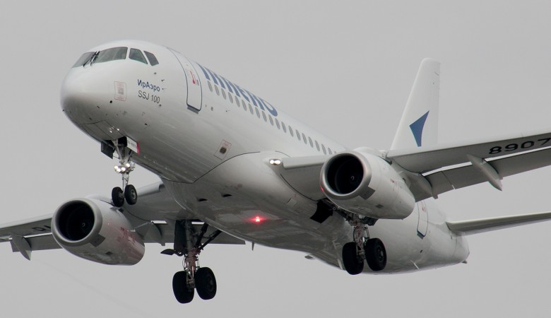 Крупнейший зарубежный заказчик SSJ 100 - мексиканская InterJet откажется от восьми самолетов