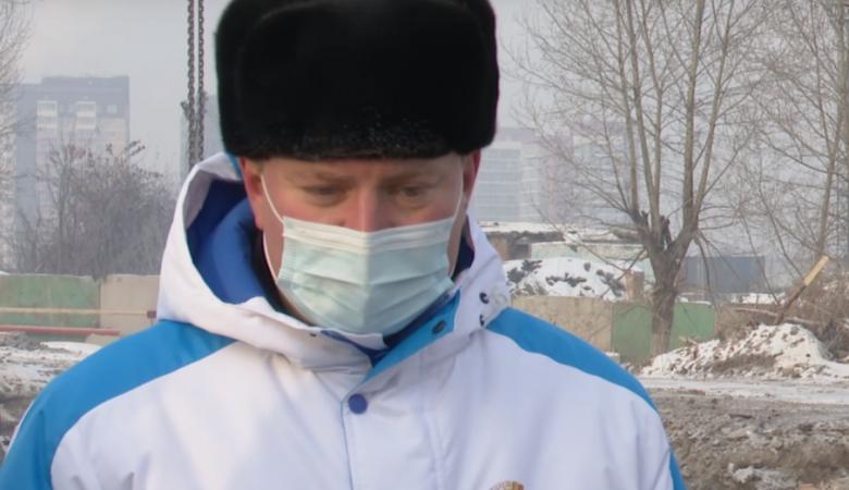 Мэр Красноярска подтвердил, что для уборки улиц используется «этот долбанутый