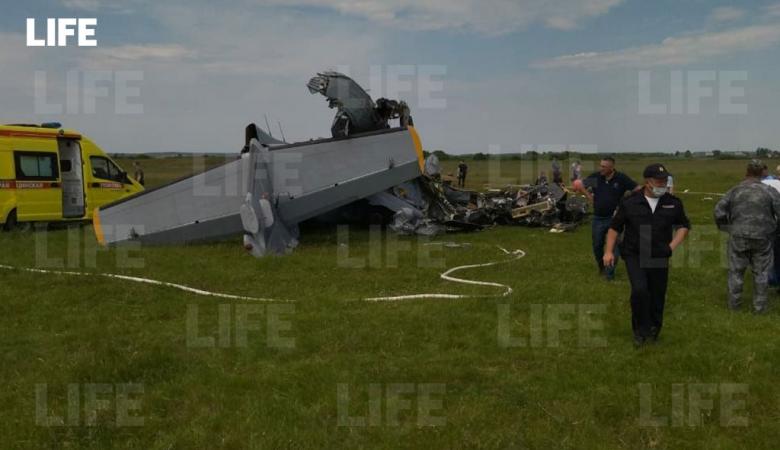 Семь человек погибли при жесткой посадке самолета в Кузбассе