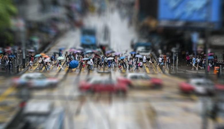 Население Китая превысило 1,4 млрд человек