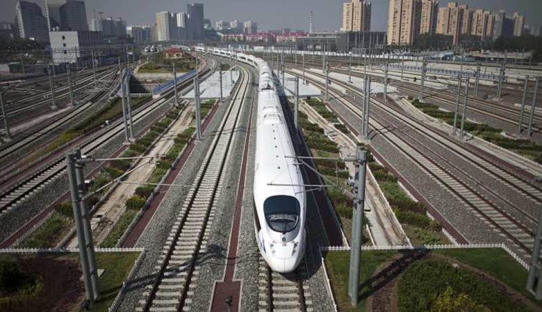 Инвестиции Китая в транспортную инфраструктуру выросли на 8% в январе-феврале