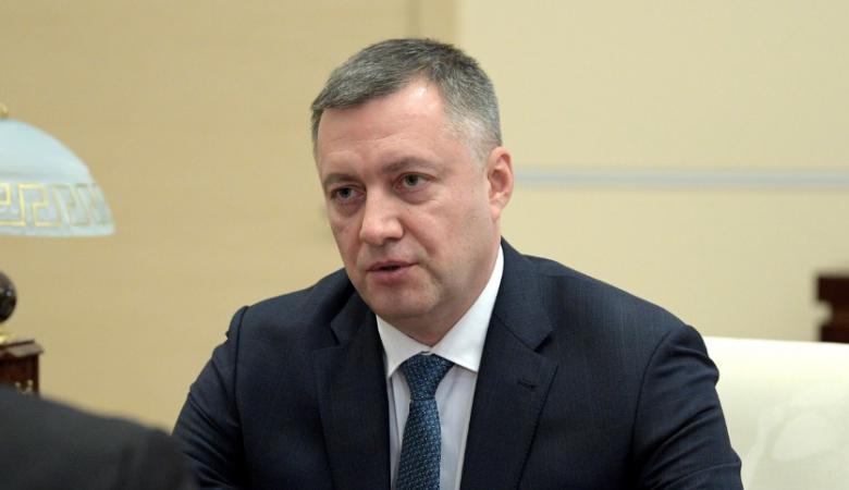 Врио губернатора Кобзев официально представлен властям Иркутской области