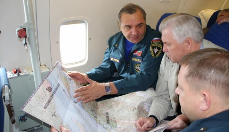 Глава МЧС: ущерб от лесных пожаров в Бурятии необходимо оценивать публично