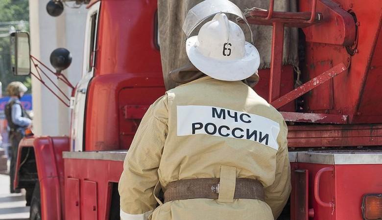 Пожар в школе в Красноярске, откуда эвакуировались около 800 человек, потушен - МЧС