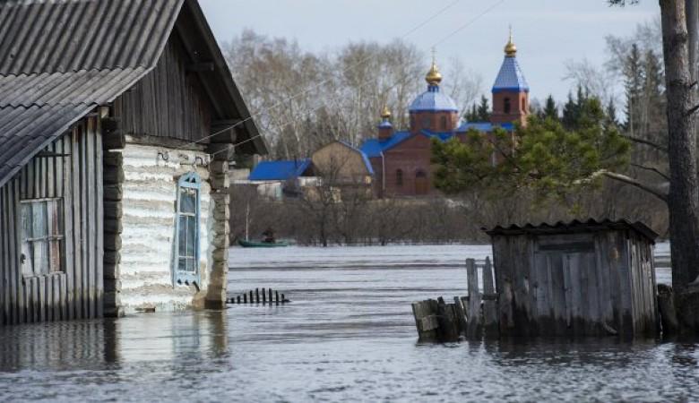 Паводок в Забайкалье повредил и разрушил 25 мостов