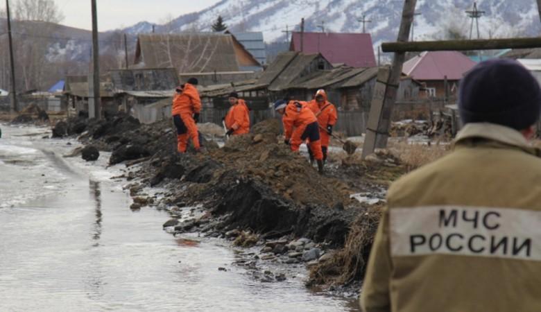 Более 900 человек пострадали от ливней в Забайкальском крае, повреждены мосты и дороги