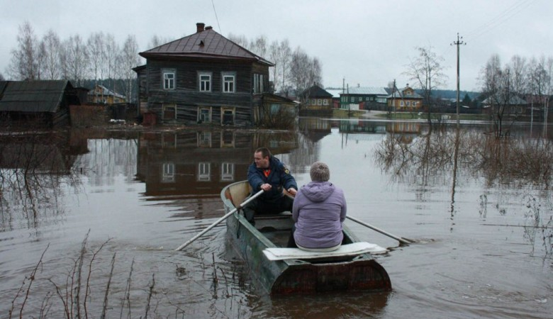 Реки угрожают подтопить два населенных пункта в Забайкалье