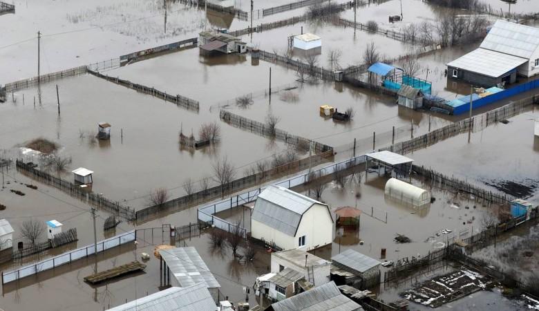 Количество подтопленных участков в селе Алтайского края увеличилось до 30