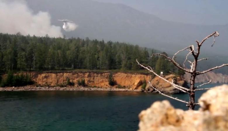В Бурятии новый рекорд площади лесных пожаров