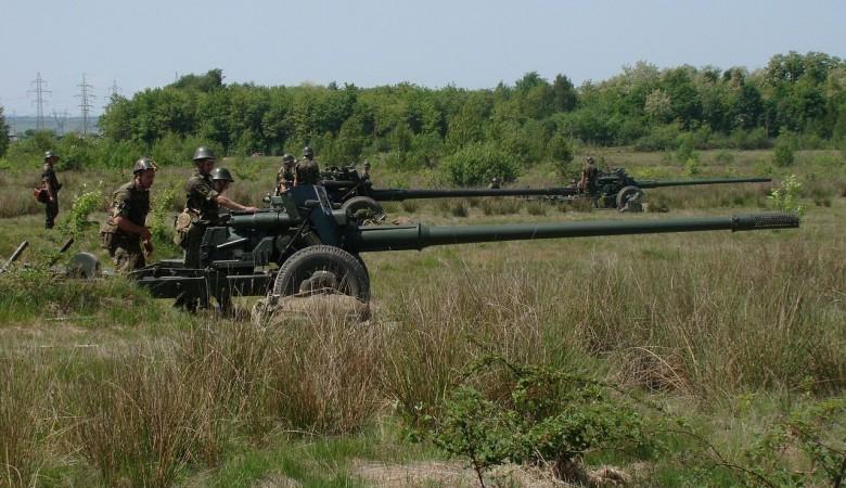 Пожар на скважине в Иркутской области будут тушить с помощью противотанкового орудия