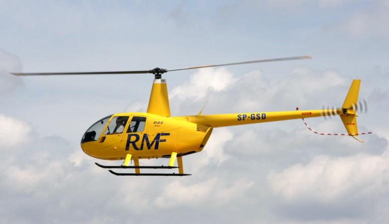 Вертолёт Robinson совершил жесткую посадку в Республике Алтай