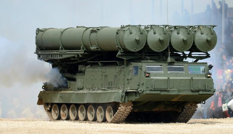 Зенитчики Восточного военного округа выпустили ракеты на полигоне