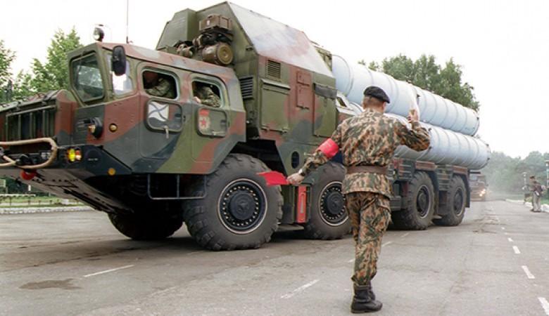 РФ поставила Ирану зенитные ракетные системы С-300