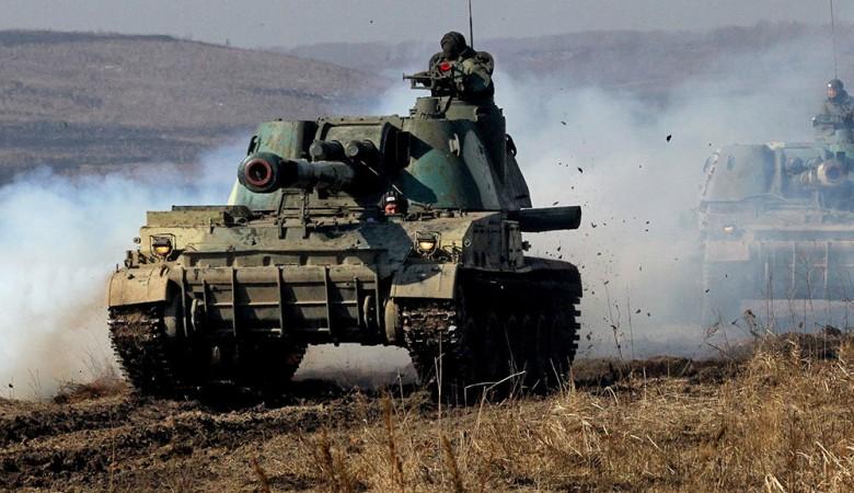 В Кузбассе артиллерийская установка Минобороны обесточила целый поселок