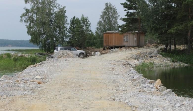 В Новосибирской области по иску прокурора снесут дорогу