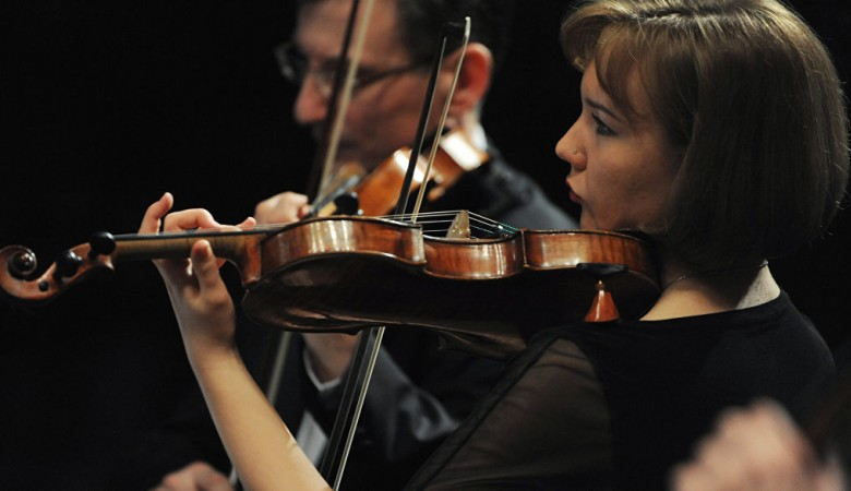 Благотворительный концерт в память о трагедии в ТЦ