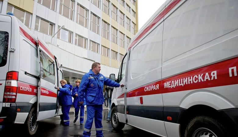 Пассажиры, упавшие с трапа самолета в Барнауле, доставлены в больницу