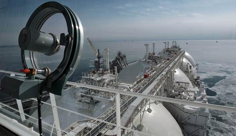 Китай намерен построить крупнейший в мире танкер для транспортировки СПГ