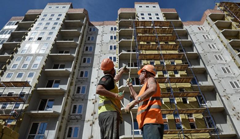 Хакасия снизила объем ввода жилья на 20% в 2018 году