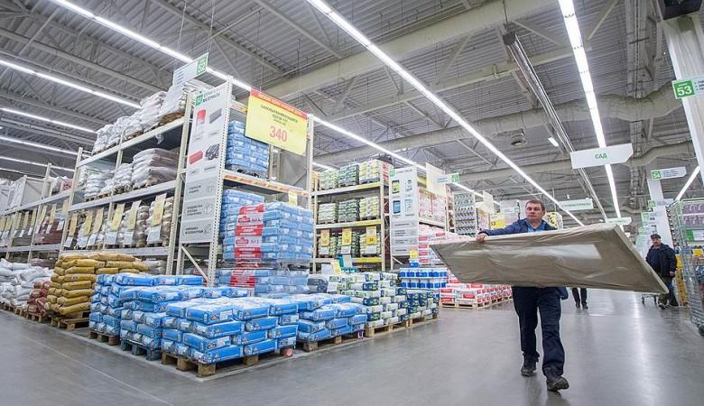 Россияне на четверть увеличили покупки стройматериалов перед майскими праздниками