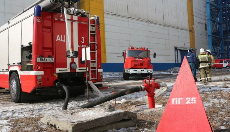 Пожар на ТЭЦ в Хакасии произошел из-за нарушения технологического регламента процесса производства