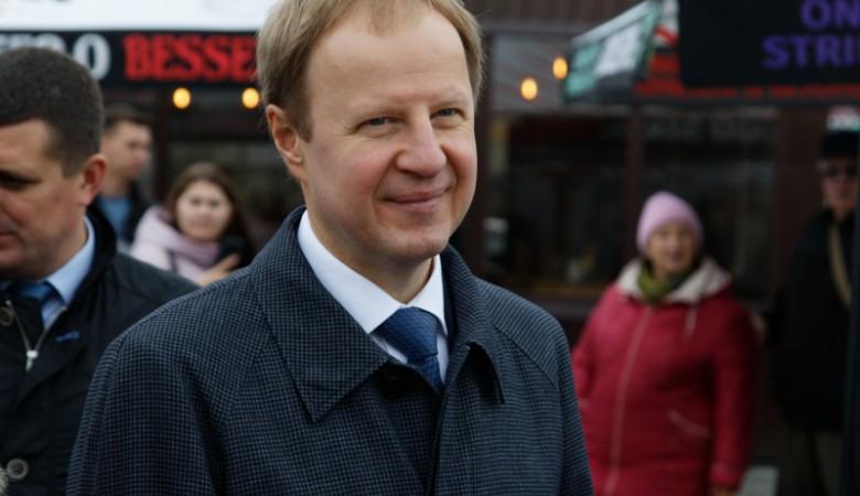 Губернатор Алтайского края инфицирован COVID-19