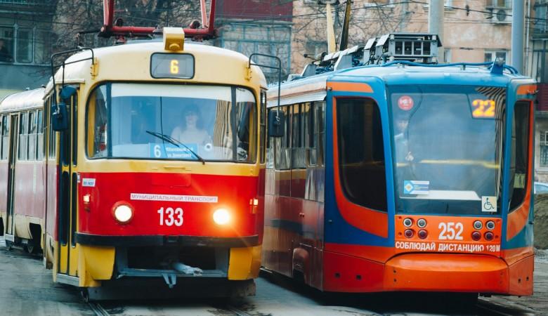 Протестированный в Москве беспилотный трамвай появится в Сибири
