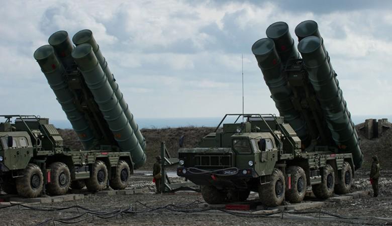 Боеготовность систем С-400