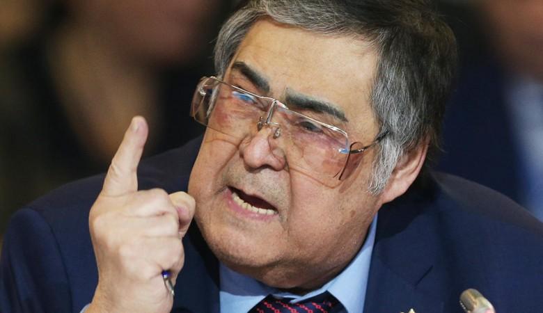 Портрет экс-губернатора Кузбасса Тулеева демонтировали с доски почета