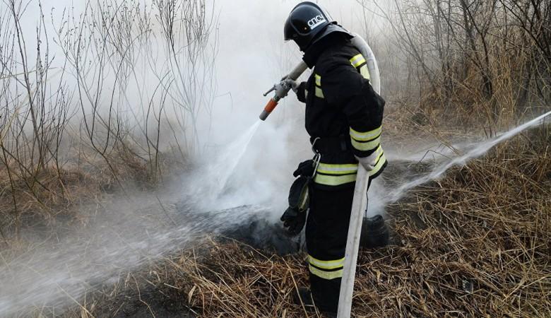 Особый противопожарный режим продлили в Иркутской области