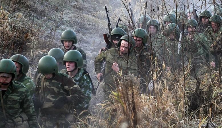 Тувинские горные стрелки уничтожили